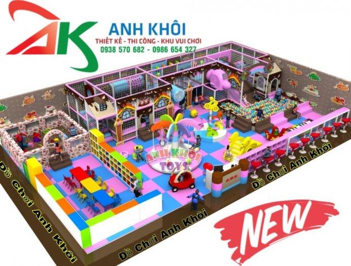 Chi phí lắp đặt khu vui chơi trẻ em giá rẻ4