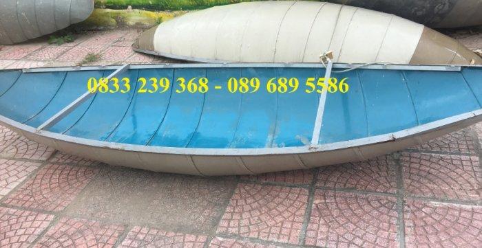 Thuyền tôn/Inox chèo tay, tải trọng 250kg(liên hệ báo giá)2