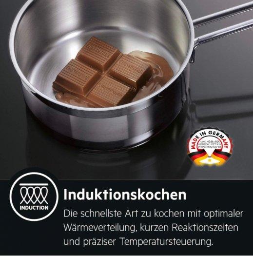 Bếp từ AEG IKB6430AMB 4 vùng nấu - hàng nội địa Đức!4