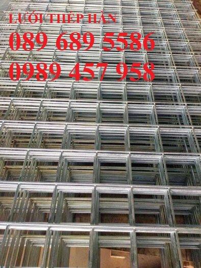 Lưới hàn chập A6, A7, A8, A10 ô 100x100, 150x150, 200x2003