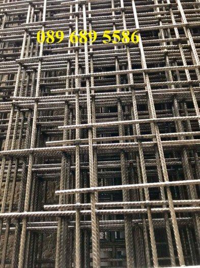 Lưới hàn chập A6, A7, A8, A10 ô 100x100, 150x150, 200x2000