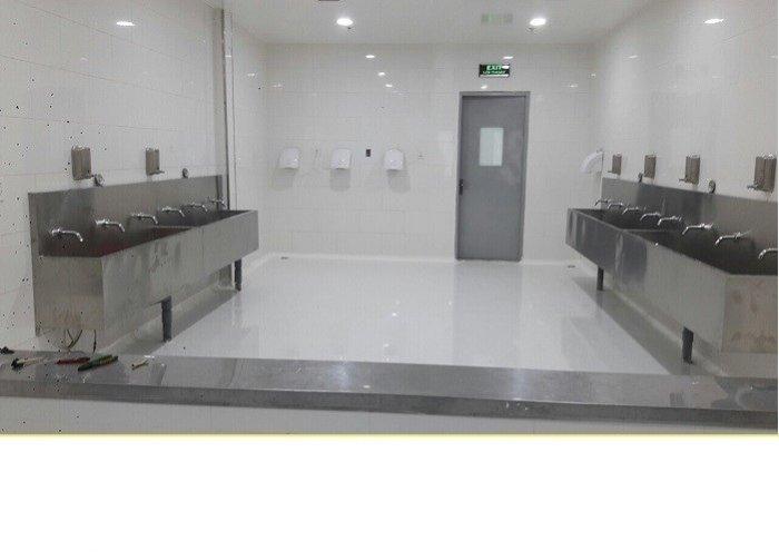 Bồn rửa tay công nghiệp Hải Minh HM 0233