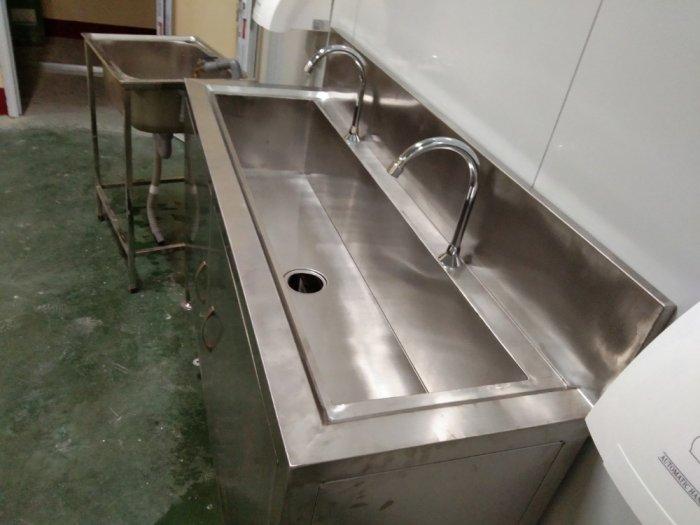 Bồn rửa tay công nghiệp Hải Minh HM 0230