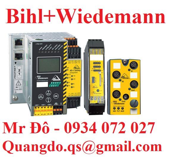 Thiết bị chuyển đổi dữ liệu Bihl+Wiedemann3