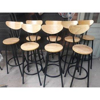 Ghế quaayf gỗ cao cấp mẫu đẹp giá rẻ0