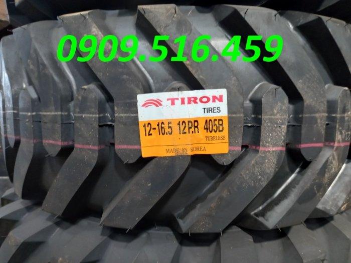 Vỏ xe xúc 12-16.5 hiệu TIRON - Hàn Quốc0