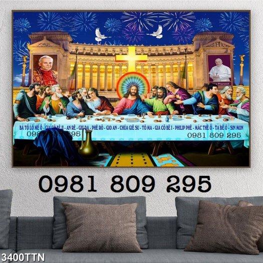 Mẫu tranh công giáo - tranh gạch ốp tường4