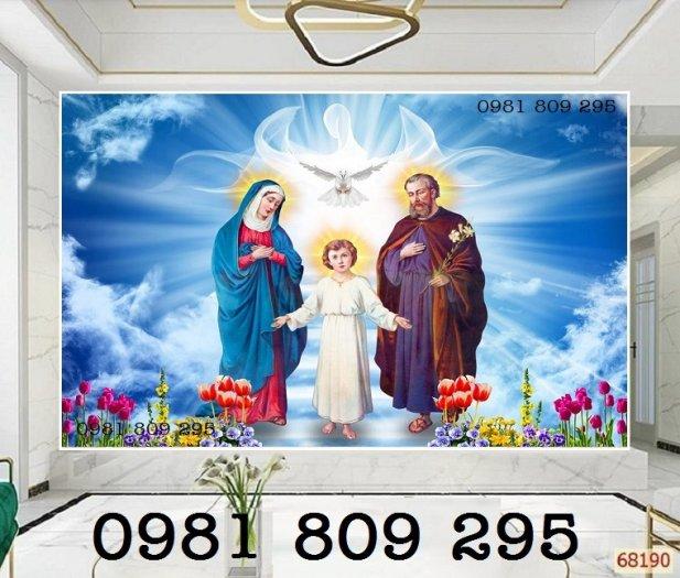 Mẫu tranh công giáo - tranh gạch ốp tường3