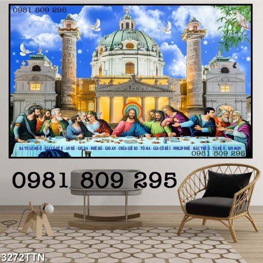 Mẫu tranh công giáo - tranh gạch ốp tường0