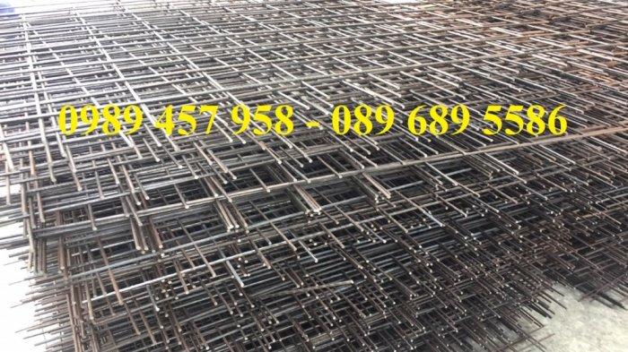 Lưới thép đổ bê tông, Thép hàn, Lưới thép hàn4