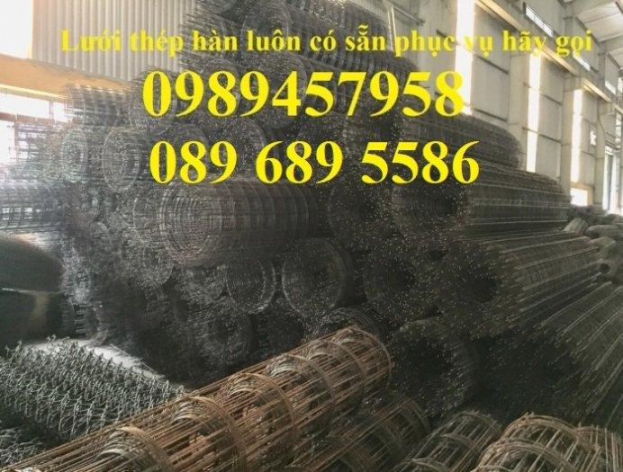 Lưới thép đổ bê tông, Thép hàn, Lưới thép hàn1