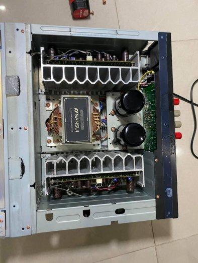 AMPLI SANSUI AU-X607NRA JAPAN0