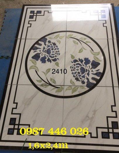 Gạch thảm lát nền, gạch trang trí hoa văn đẹp HP049312