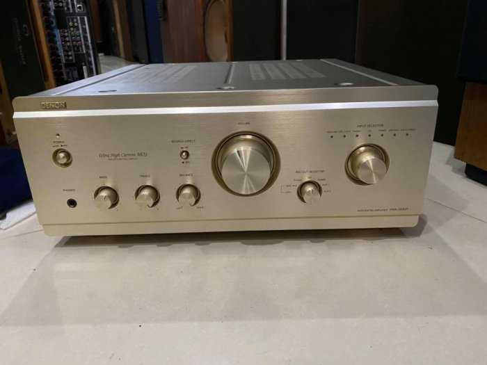 AMPLI DENON PMA-2000IV JAPAN8
