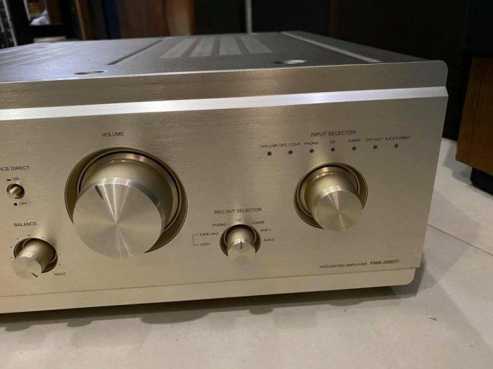 AMPLI DENON PMA-2000IV JAPAN6