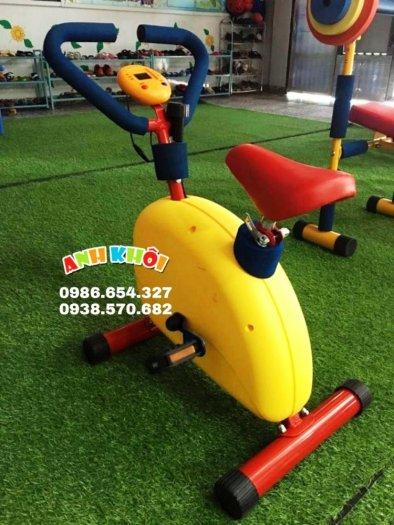 Tập gym chạy bộ mini cho trẻ em2
