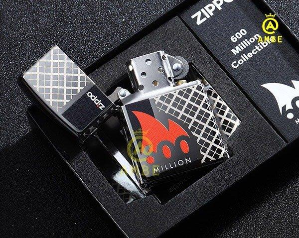 Bật lửa kỷ niệm 600 triệu chiếc Zippo 4927212