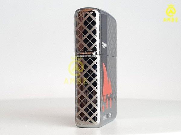 Bật lửa kỷ niệm 600 triệu chiếc Zippo 492724