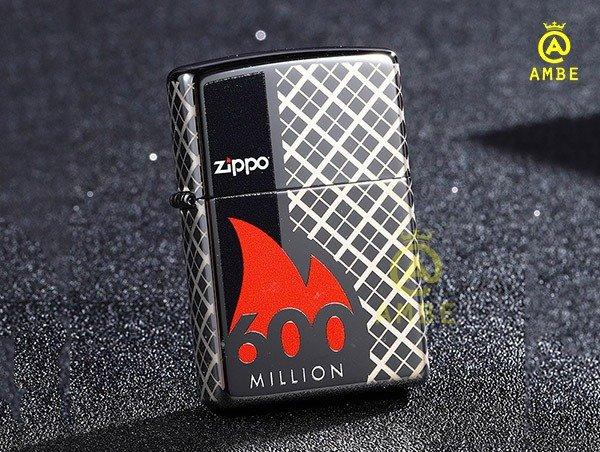 Bật lửa kỷ niệm 600 triệu chiếc Zippo 492723