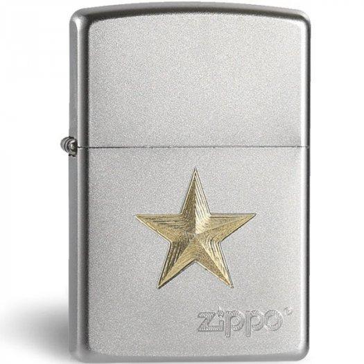 Bật lửa Zippo Z91 ngôi sao vàng7
