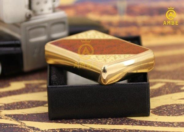 Bật lửa Zippo Mỹ Luxury 283775