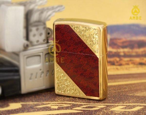 Bật lửa Zippo Mỹ Luxury 283772