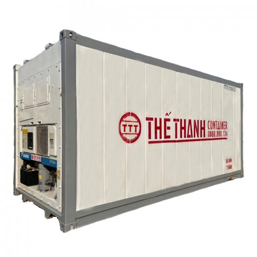 Container lạnh 20feet cáo 2.9m Thế Thanh Container2
