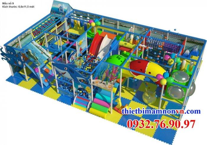 Thiết kế , lắp đặt khu vui chơi theo yêu cầu giá rẻ3