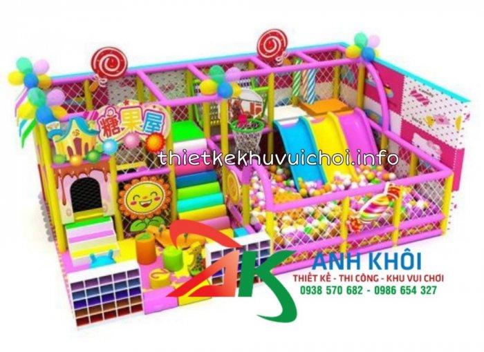 Báo giá thi công khu vui chơi trẻ em4