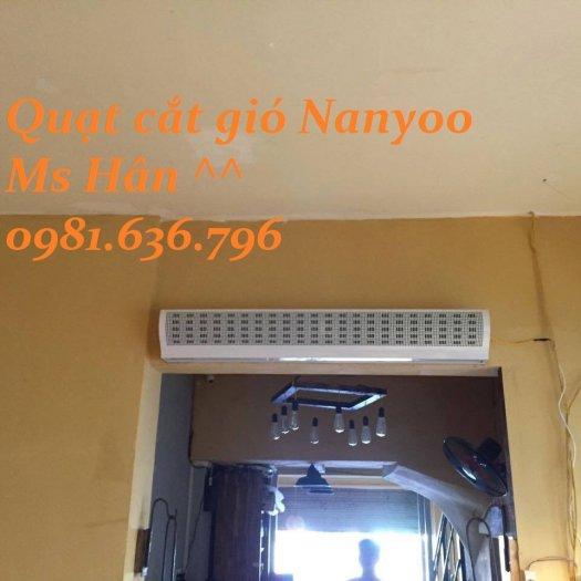 Quạt cắt gió Nanyoo 1.8M giá tốt nhất1