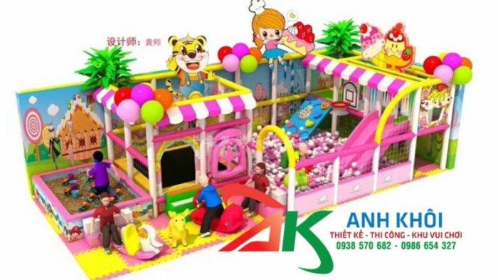 Báo giá thi công khu vui chơi trẻ em1