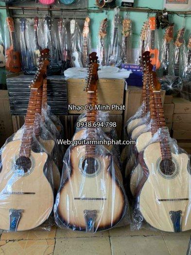 Quận Tân Phú -  Bán đàn guitar tân cổ phím lõm giá rẻ9