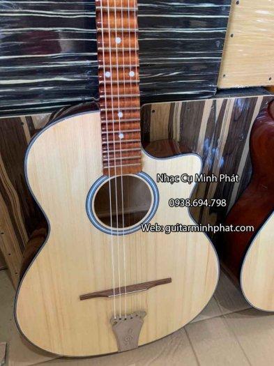 Quận Tân Phú -  Bán đàn guitar tân cổ phím lõm giá rẻ8