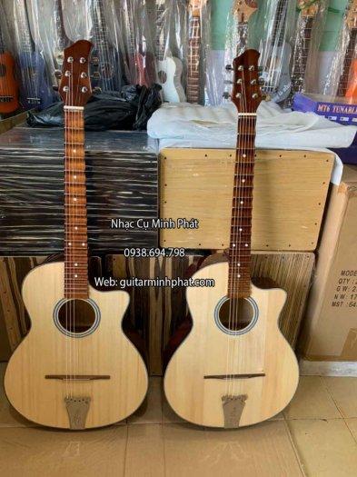 Quận Tân Phú -  Bán đàn guitar tân cổ phím lõm giá rẻ7