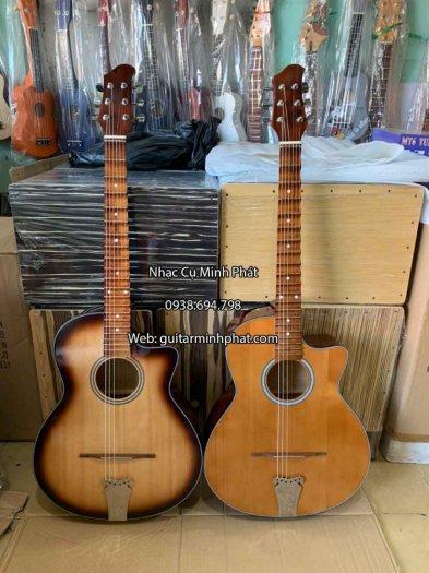 Quận Tân Phú -  Bán đàn guitar tân cổ phím lõm giá rẻ6