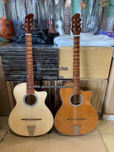 Quận Tân Phú -  Bán đàn guitar tân cổ phím lõm giá rẻ5