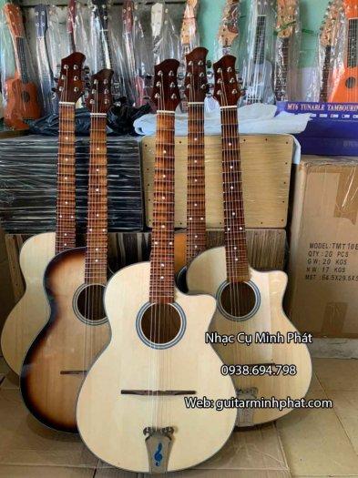Quận Tân Phú -  Bán đàn guitar tân cổ phím lõm giá rẻ2