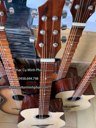 Quận Tân Phú -  Bán đàn guitar tân cổ phím lõm giá rẻ0