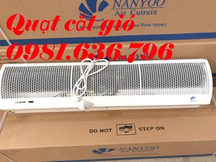Quạt ngăn gió nanyoo FM1215 giá tốt nhất0