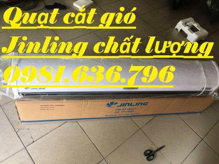 Quạt cắt gió Jinling FM1212K-2 giá tốt thị trường.4