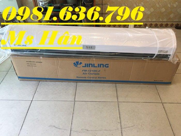 Quạt cắt gió Jinling FM1212K-2 giá tốt thị trường.1