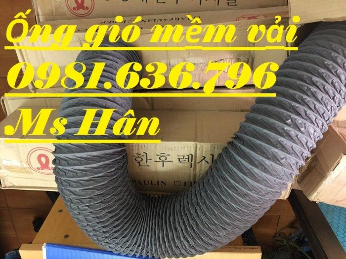 Ống gió mềm D100 , ống gió có lõi thép D100.0