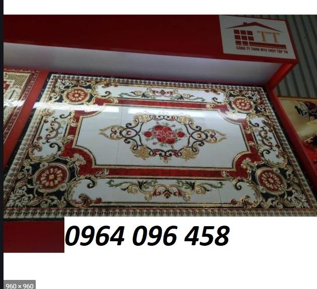Thảm gạch trang trí nhà cửa - AKL093