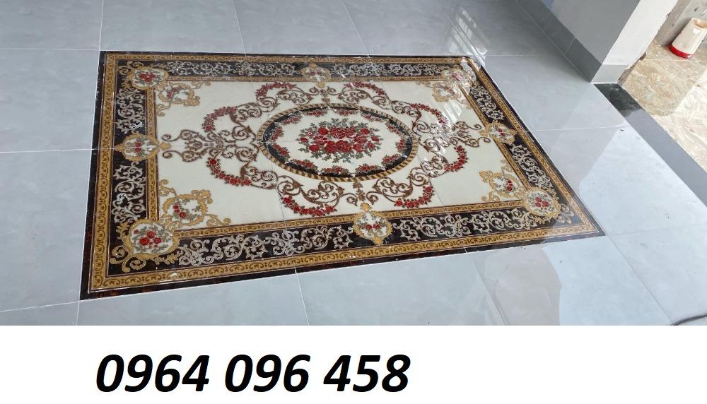 Gạch thảm lát nền phòng khách - SHL096