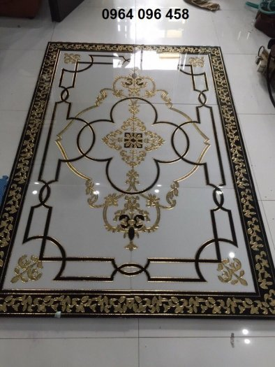 Gạch thảm lát nền phòng khách - SHL095