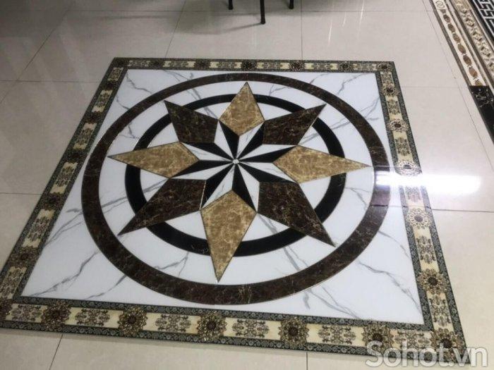 Gạch thảm lát nền phòng khách - SHL091