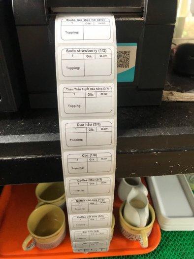 Cung cấp trọn bộ máy tính tiền cho cafe trà sữa tại thái nguyên1