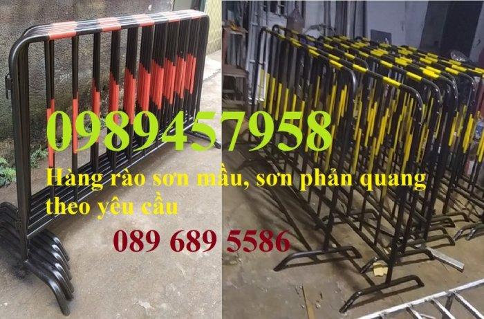 Sản xuất hàng rào di động khoanh khu vực cách ly Covid 1mx2m, 1,2mx2m và 1,5mx2m15