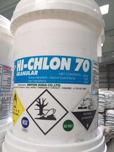 Hóa chất Chlorine0