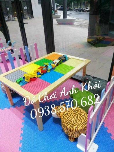 Lắp ghép Lego tư duy sáng tạo cho trẻ2